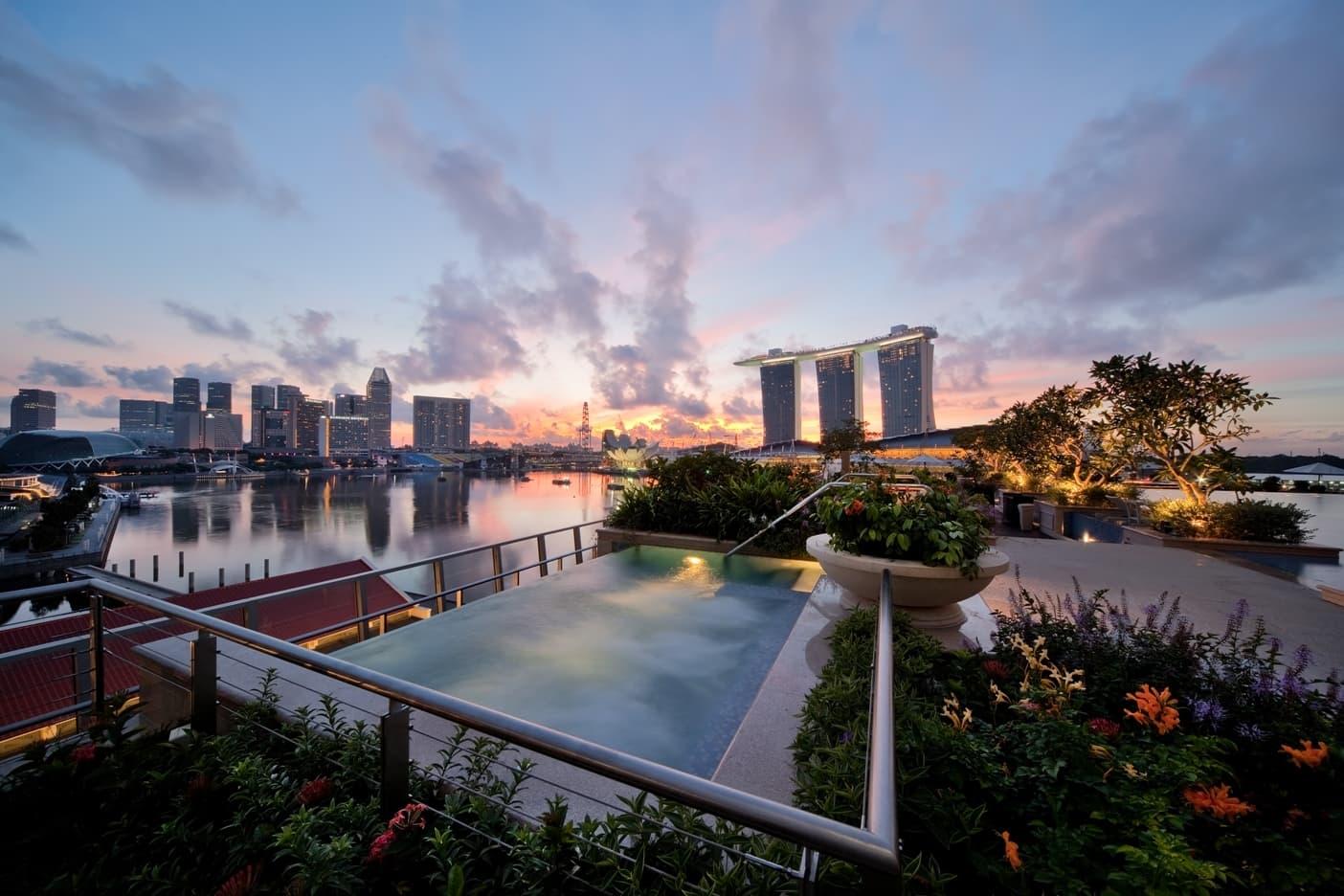 The Fullerton Bay Hotel Singapore True 5 Stars